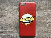 Kryt na mobil iSaprio - Bazinga 01