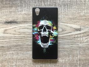 Kryt na mobil iSaprio - Skull in Colors