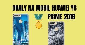 Obal na mobil Huawei Y6 Prime 2018