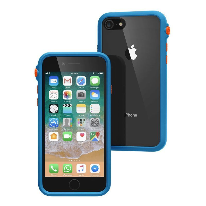 Kryt na mobil iPhone 8 Plus Catalyst Impact Protection Case - modrá
