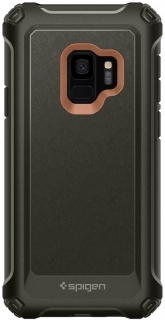 Spigen Pro Guard, Army Green - Galaxy S9